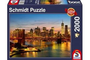 New York 2000pcs (58189)...