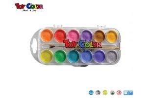Toy Color Νερομπογιές Περλέ...