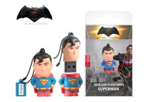 TRIBE USB 3D DC Superman 16GB