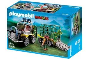 Playmobil Εξερευνητικό...