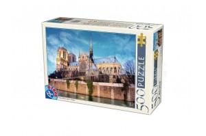 """Puzzle """"Notre Dame"""" 500..."""