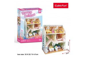 Dreamy Dollhouse 3D Puzzle...