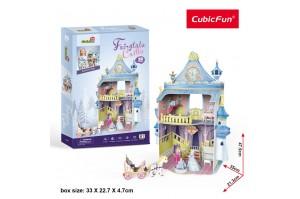 Fairytale Castle 3D Puzzle...