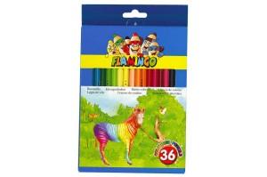 Flamingo Ξυλομπογιές 36...
