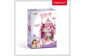 Princess Birthday 3D Puzzle