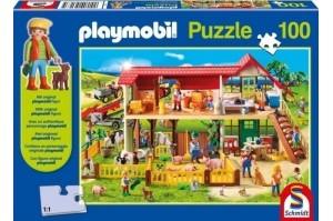 Schmidt Puzzle, Playmobil...