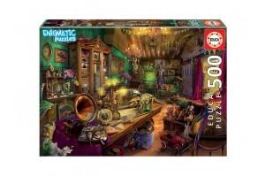 """Educa Puzzle """"Antiques..."""