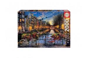 """Educa Puzzle """"Amsterdam""""..."""