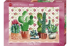 Heye Puzzle Lovely Times...
