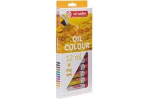 Talens Oil Colors Set 12...