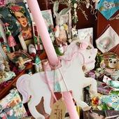 🐣Easter Candles 2021🐇 🌸Girls edition! 🌸 Μοναδικές χειροποίητες και αρωματικές λαμπάδες, με πρωτότυπα σχέδια και υπέροχους συνδυασμούς χρωμάτων, έρχονται να στολίσουν το φετινό Πάσχα!✨🌷 . . 🌐 Επισκεφθείτε το ηλεκτρονικό μας κατάστημα, www.psaltou.com, για ακόμη περισσότερα σχέδια! 🌸 . . #easter #easteriscoming #candles #eastersoon🌺💛 #eastercandles #eastergifts #eastermood #eastershop #eastergifts🐇 #eastershoppingtime #easter2021 #bookstore #psaltoubookstore #psaltou #bookstoreskilkis #kilkiscity #eshop #shoponline #shopnow #eshopping #addtocart #addtocartkindaday #shopping #shoppingforkids